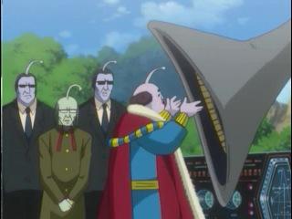 Гинтама/Gintama (смешной фрагмент,прикол)