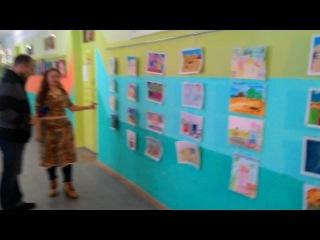 рисунки детей в Барануле.mp4