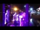 Цветные фонтаны в Питере
