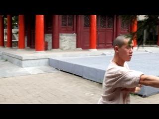 Ши Ян Чоу (монах 34 поколения)- Кулак тигра