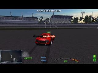 Убийство AUDI R8 V10 в игре SLRR