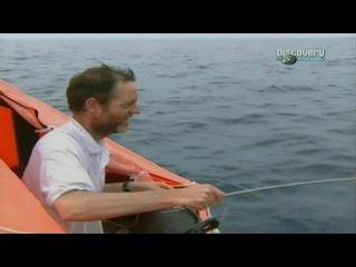 Искусство выживания Рэя Мирса - Выживание на море.