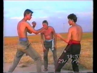 Хонг-За Куэн, г. Кызыл-кия 1996г.