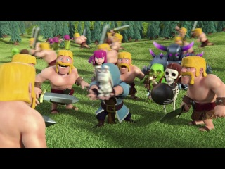 Clash of Clans: Magic (Official TV Commercial)
