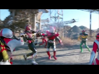 Super Hero Taisen GP: Kamen Rider #3 First Teaser Trailer
