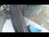 Замена передних колодок на Ford Fusion (Форд Фьюжн)