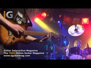 The Aristocrats Perform Bad Asteroid - Guthrie Govan, Marco Minneman & Bryan Beller