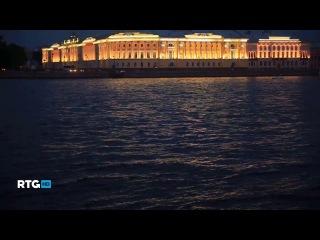 Russian Travel Guide (RTG TV) - Велопрогулка по Петербургу белой ночью [HD 720p]