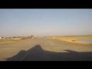 Взлёт на Боинг-737 , Бишкек-Москва