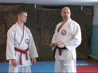 Учебный фильм №1 По спец физ подготовке сотр охраны часть 3 2008 г