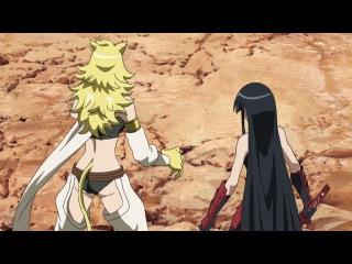 Akame ga Kill! / Убийца Акаме - 16 серия | Lupin & Silv & Manaoki & Mikrobelka (MVO) [AniLibria.TV]
