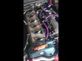Первый пуск мотора на тренеровочной машине Панченко Евгения
