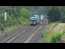 [PR] Z serii Woodstock'i 2014 SU45-089 z pociagiem Kostrzyn - Krzyz Gorzow Wielkopolski