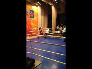 Люберецкая перчатка Денис Шиняев III раунд