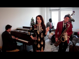 Hark! The Herald Angels We Have Heard On High - PMJ ft. Robyn Adele Anderson & Dave Koz
