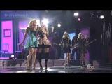 Miranda Lambert & Meghan Trainor - All About That Bass (Live CMAs 05.11.2014)