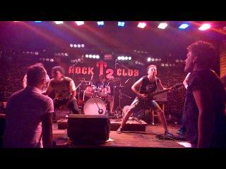 SKRIN - ЛЮБОВЬ КАК ОШИБКА (LIVE AT SOCHI, ROCK-CLUB