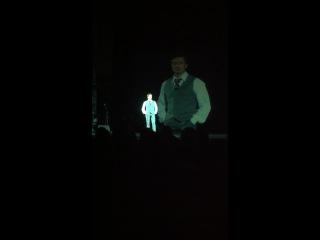 Письмо к Женщине. Сергей Безруков в музыкально-поэтическом спектакле Хулиган. Исповедь