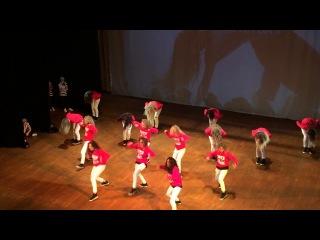 Танцы-Хип-хоп(Мигель и его команда)