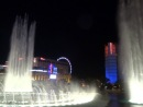 Bellagio fountain show 1, Las Vegas