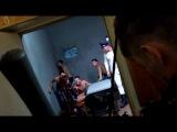 Съёмки клипа Мирославы Карташовой на песню