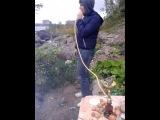 Like russian people smoke kalian (Как русские люди курят кальян)