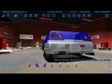Slrr Переделываем Nissan GTR R34 Сток в Корч Часть 1