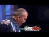 Phil Taylor vs Vincent van der Voort (PDC World Darts Championship 2015 Quarter Final)