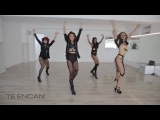 Fly Project - Toca Toca (girls rehearsal video)
