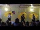 """Танец с зонтиками """"Улетай тучка"""" 4 класс 2014 г.  студия STREET DANCE под руководством Григорьевой Ксеньи"""