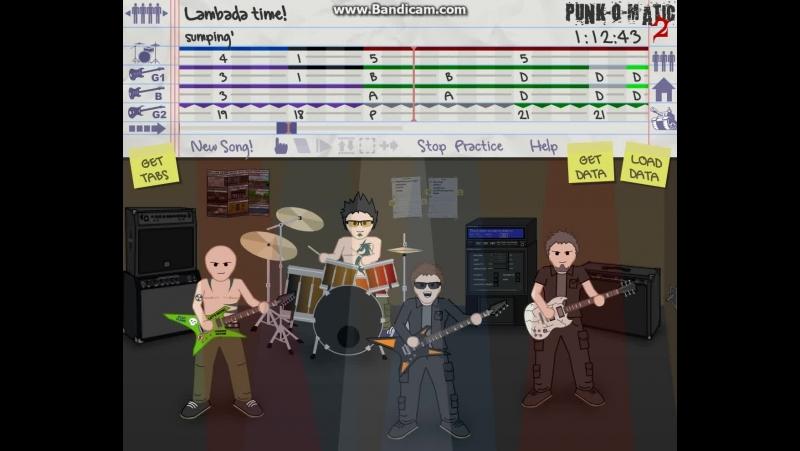 Sumpin' - The Lucky Freeman feat. Lambada Time!
