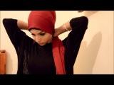 как завязать хиджаб. hijab tutorial