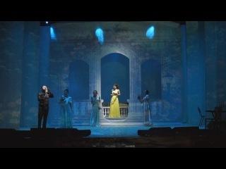 Фрагмент из музыкально-театрализованного представления Михаил Лермонтов