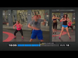 INSANITY MAX: 30 ~ Cardio Challenge - Modifier Track