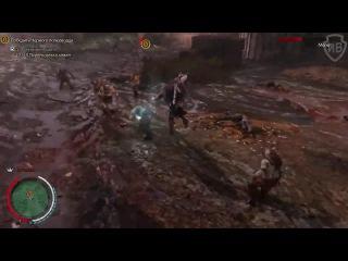 Канал Игрового Властелина Middle Earth Shadow of Mordor Прохождение На Русском Часть 24 — Черный полководец