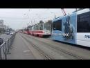 Задержка движения на Бухаресткой 12 09 2014г