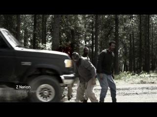 Нация Z / Z Nation (1 сезон) Трейлер (LostFilm.TV) [HD 720]