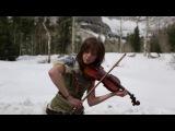 Skyrim - #Lindsey Stirling & Peter Hollens