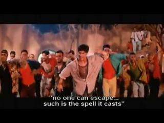 Ishq Kameena - Shahrukh Khan - HINDI BOLLYWOOD SONGS - YouTube