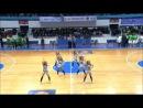 Ferro ZNTU cheerleaders