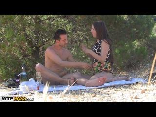 PrivateSexTapes.com/WTFPass.com: Leila, Rico (Amateur Oral Sex On a Romantic Picnic (2014) HD