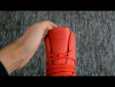 SUPRA Estaban Red Leather