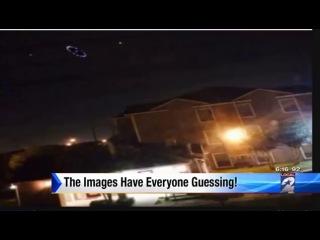 НЛО в Хьюстоне, штат Техас 11 августа 2014