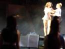Natalia Oreiro- tango (combio dolor) Челябинск 28.11.14
