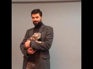 Cosmopolitan Ukraine - Boys & Cats