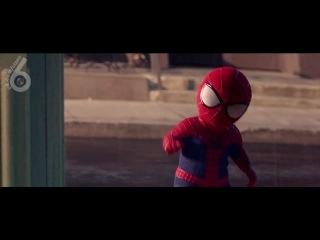 Человек-паук в детстве (6 sec)