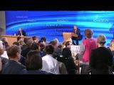 Жизнь и семья: большая пресс-коференция В. В. Путина (часть 2)