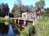 Сиверская плотина на реке Оредеж