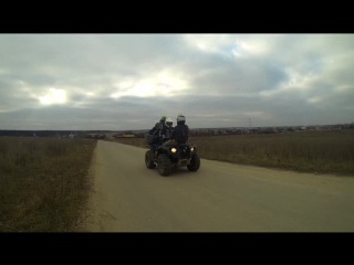 MudBandits Russian ATV Club and Crazy Ducks.