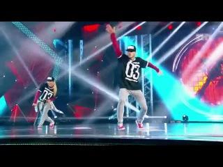 Танцы: Аня Тихая и Дмитрий Черкозьянов